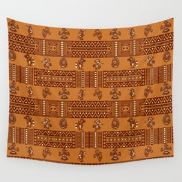 The Ethnic Birds Wall Tapestry