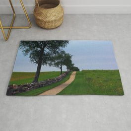 Pathway to the sky Rug