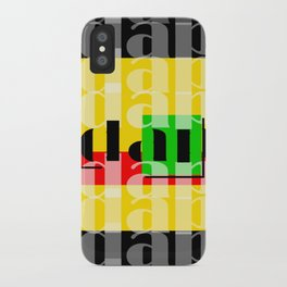 Adapt iPhone Case