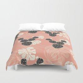 Tropical pattern 051 Duvet Cover