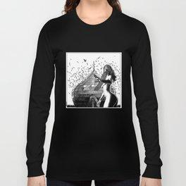 asc 504 - Le saint des saints (The holy of holies) Long Sleeve T-shirt