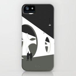 Louis Kahn in Dacca iPhone Case