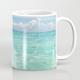 Sunstreaked Waters - Tropical Horizons Series Coffee Mug