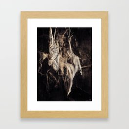 Chrysalide Framed Art Print
