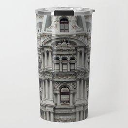 philadelphia city hall Travel Mug