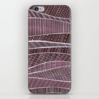 blankets iPhone & iPod Skins featuring Pile on the blankets by Laura Lee Gulledge