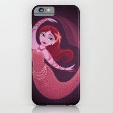 Pink Mermaid Slim Case iPhone 6s