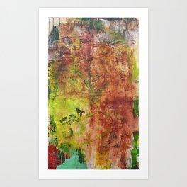 earth #4 Art Print