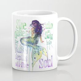 Mermaid : Profound Depths Coffee Mug