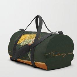 Thinking Duffle Bag