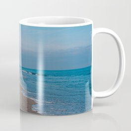 Beach Views Coffee Mug