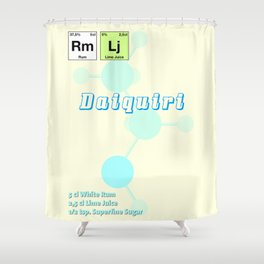 Daiquiri Shower Curtain