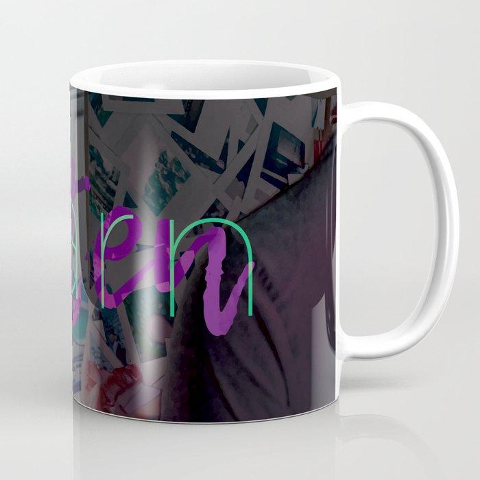 Learn / Listen Coffee Mug