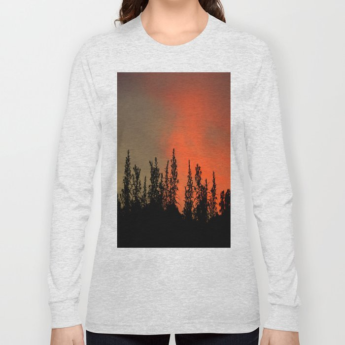 Who Needs Skyscrapers? Long Sleeve T-shirt