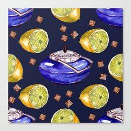 Sugar&Lemon Canvas Print