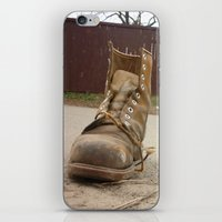 road iPhone & iPod Skins featuring Road by Art Pass