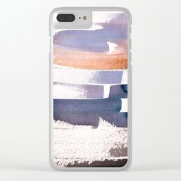 air to breathe Clear iPhone Case