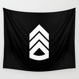 Staff Sergeant Wall Tapestry