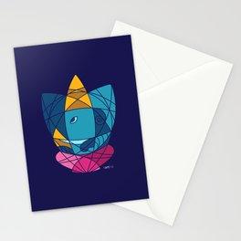 Geometric Ganesha 2 Stationery Cards
