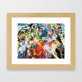 Street Lights  Framed Art Print