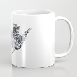 This bird is called a splendid starling Coffee Mug