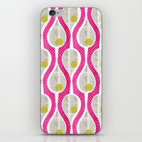 tennis iPhone & iPod Skins featuring tennis by ottomanbrim