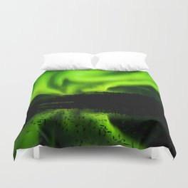 Northern Lights (Aurora Borealis) 4. Duvet Cover