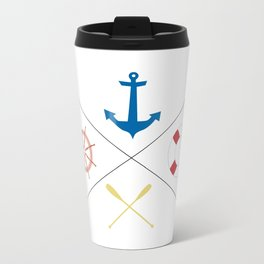 Anchors Away Travel Mug
