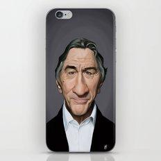 Celebrity Sunday - Robert De Niro iPhone & iPod Skin