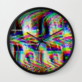 UNKNOWN Episode One #6 Final Version #1. Wall Clock
