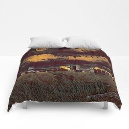 Harvest Moon Comforters