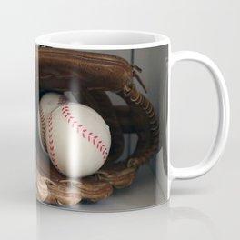 Baseball Glove Coffee Mug