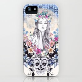 Topeng iPhone Case