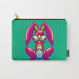 Egg Bunny Carry-All Pouch