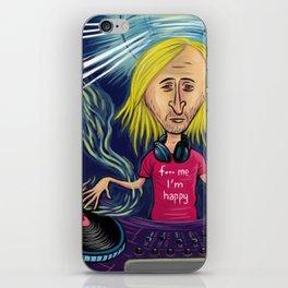 David Guetta iPhone Skin