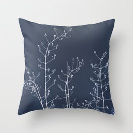 Jasmine In the Still of the Night Throw Pillow