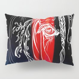 Delicate-Red Pillow Sham