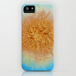 """Susan's Summer Sun"" Oil Painting iPhone Case"