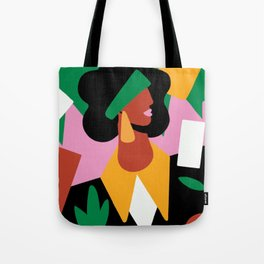Looking Further Tote Bag