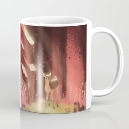 Little Bambi in the Woods Coffee Mug