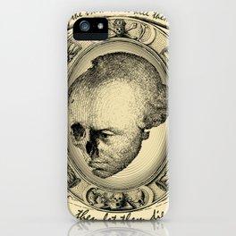 Let Them Die iPhone Case