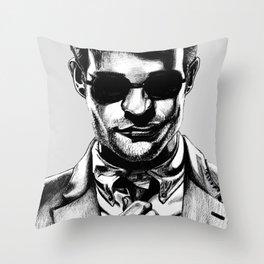 Matt Murdock Throw Pillow