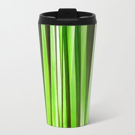 Tropical Green Riverweed Travel Mug