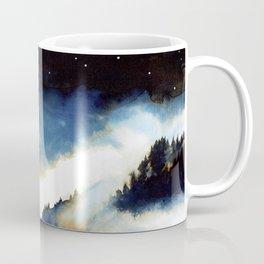 Night Forest Coffee Mug
