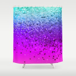 Unicorn Glitter Farts Shower Curtain