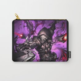reaper over Carry-All Pouch