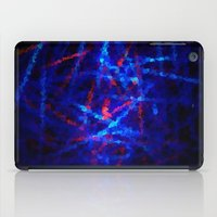 northern lights iPad Cases featuring Northern Lights by Cs025