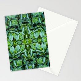 Grow, grow, grow | Leafy dreams Stationery Cards
