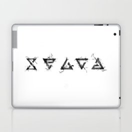 The Witcher Signs Laptop & iPad Skin