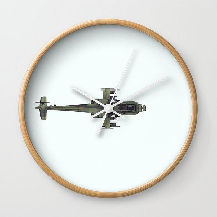Heliclockter Wall Clock